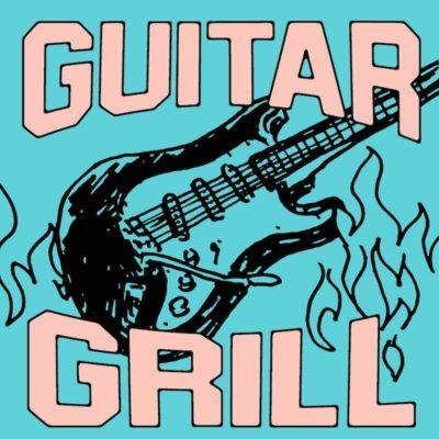 """GUITAR GRILL<br> """"ダンス楽団最高峰による<br>「煙が目に染みる」を聴けば、ギターが心に沁みました"""""""