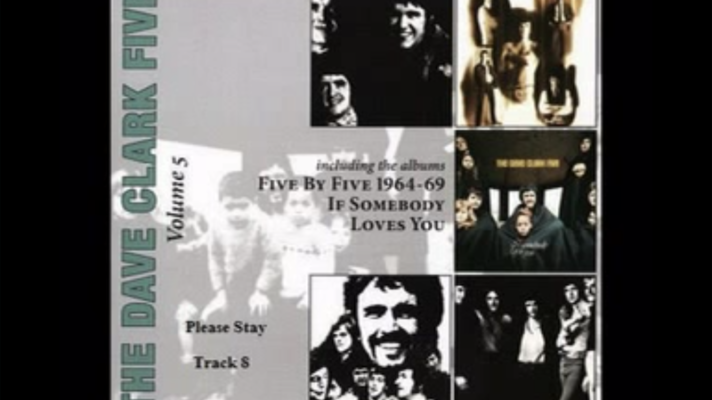 The Dave Clark Five – Please Stay [The Drifters]